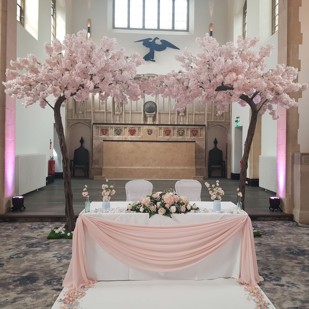 Source Customized 2 8m Artificial Cherry Blossom Tree In Wedding Decorations Wholesale Ch Artificial Cherry Blossom Tree Blossom Trees Wedding Tree Decorations