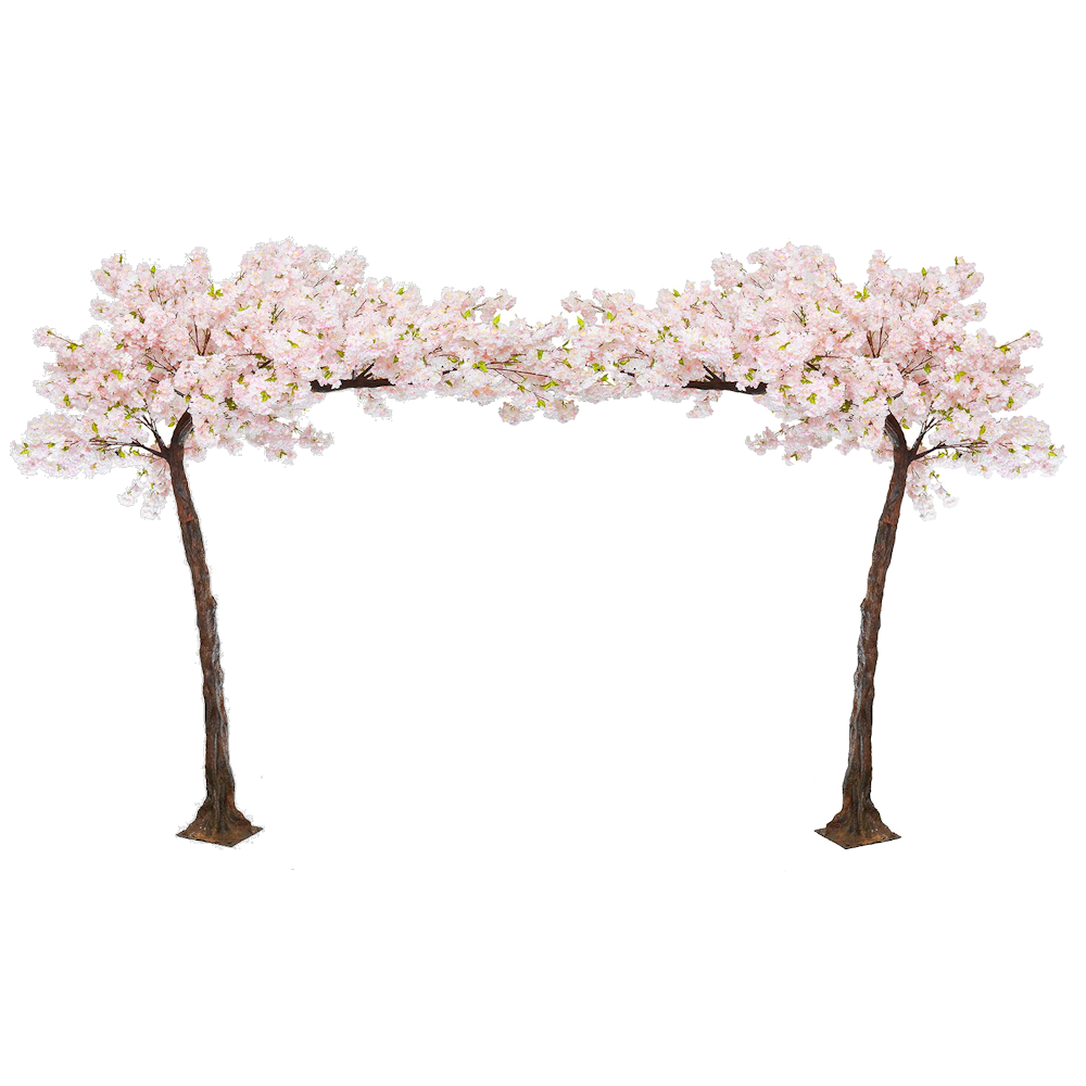 Pink Blossom Tree Canopy Hire Dress It Yourself